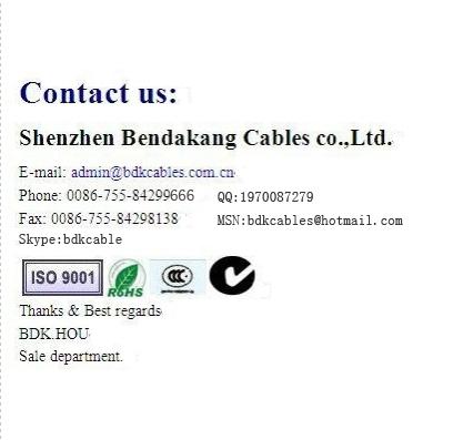 zr-kvvrp control cable