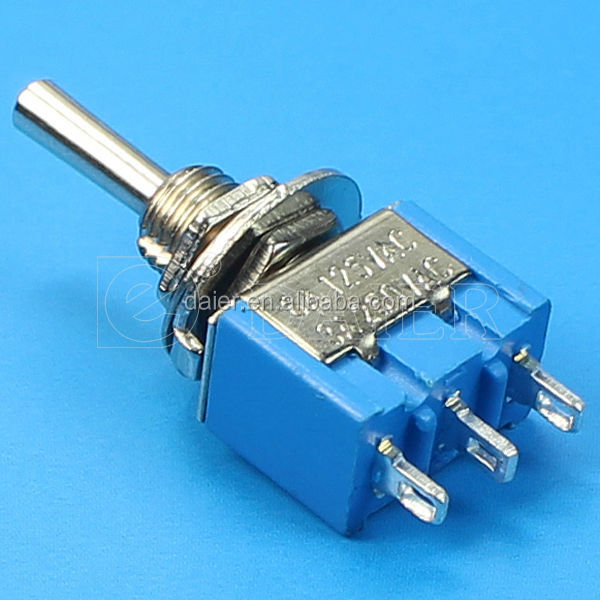 3-way On Off On Momentary Toggle Switch/3 Pin Toggle Switch Wiring/3 ...