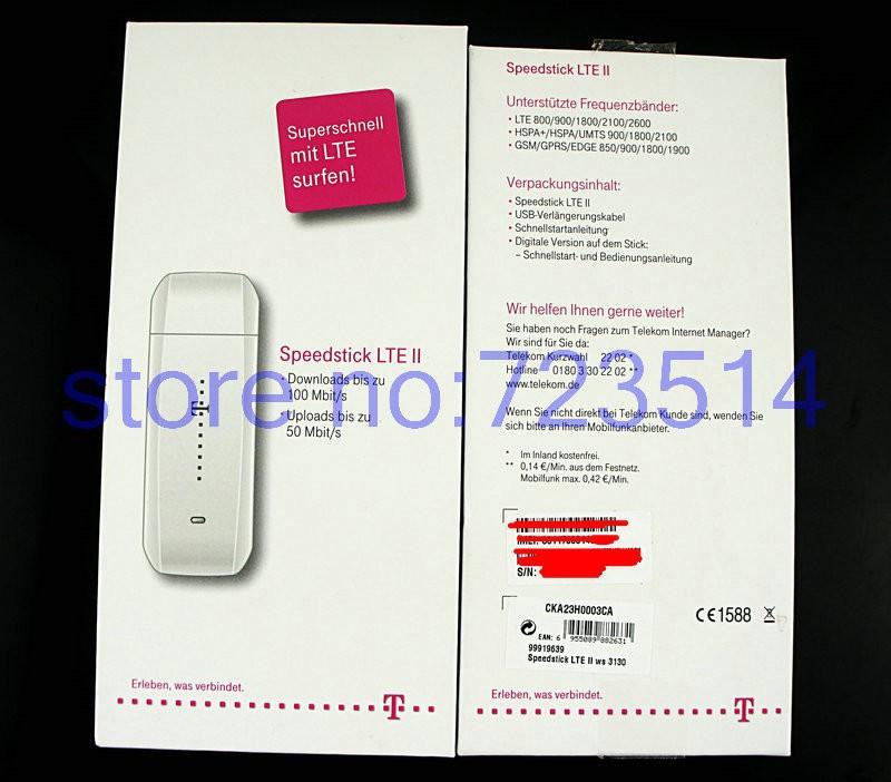 Модем Others 10pcs/lot Alcatel L100V 100Mbps 3G 4G FDD LTE USB Dongle PK Huawei 320U E398