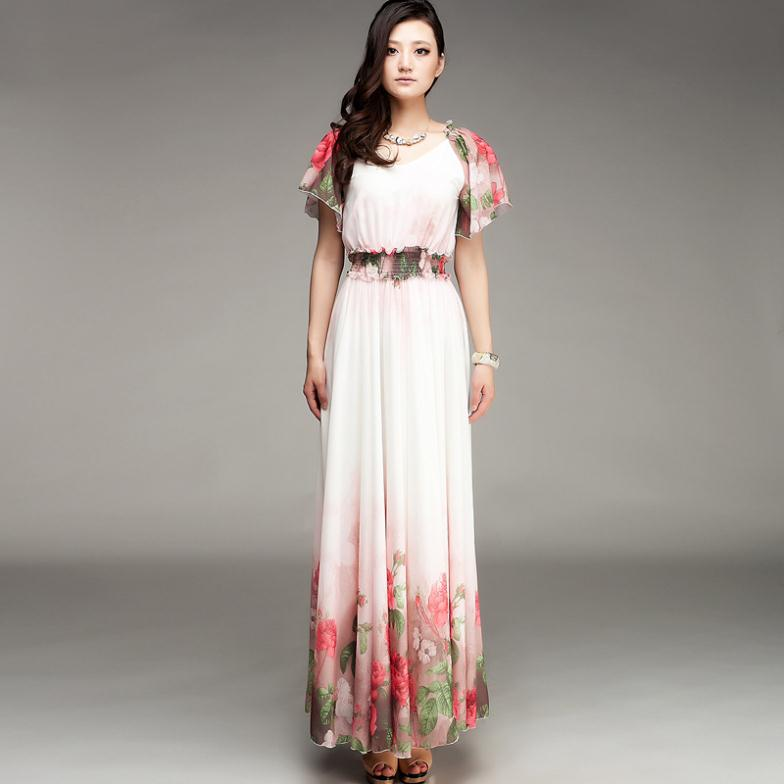 Images of Long Summer Dresses For Women - Gift and fashion