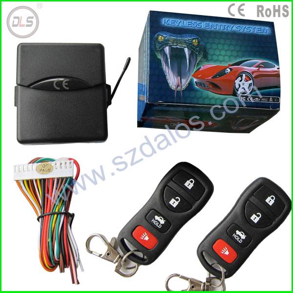 Best Basic Car Alarm With Remote Lock
