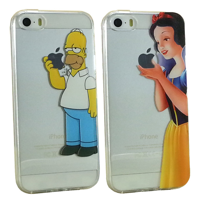 Simpsons Iphone 5 Case Case Cover For Iphone 5 5s