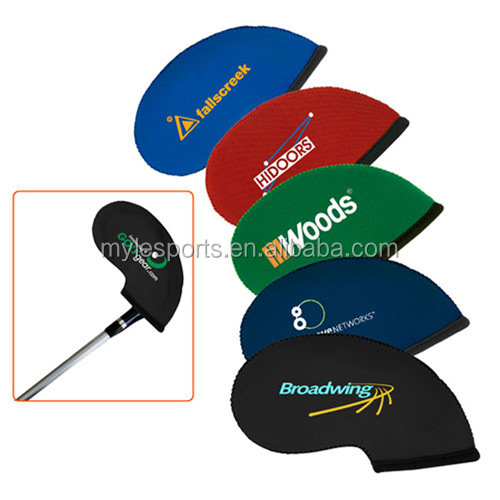 2014 fashionable elastic and durable neoprene golf club rain cover