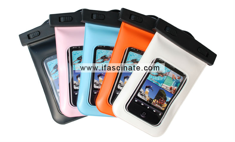 Waterproof Bag For Iphone,camera,plastic waterproof bag
