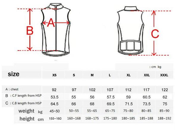 BMC ,  /gilets BMC ciclismo chaleco vest
