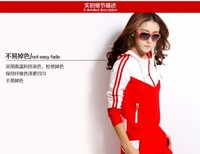 Женские толстовки и Кофты women's spring sweatshirt twinset long sleeve length pants casual sports set
