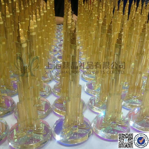 Wedding Decoration Burj Khalifa - Buy Wedding Gift,Crystal Model,Dubai ...