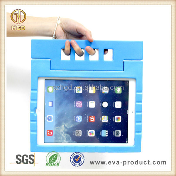 Kids Worry Free Child Proof EVA Case with stand for case ipad mini 2