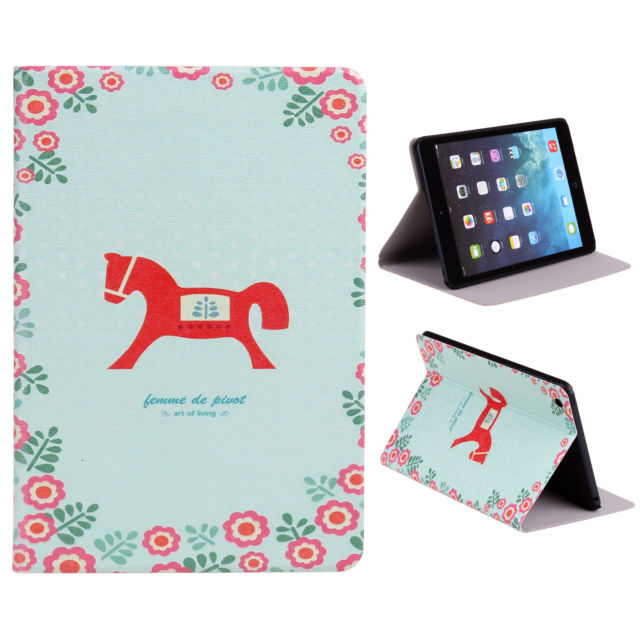 New arrivals tribe pattern pc hard case for ipr ipad Air