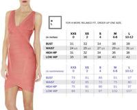 Женское платье Spring New HL Selling Mara Cut Out Bandage Dress HDR509 Blue