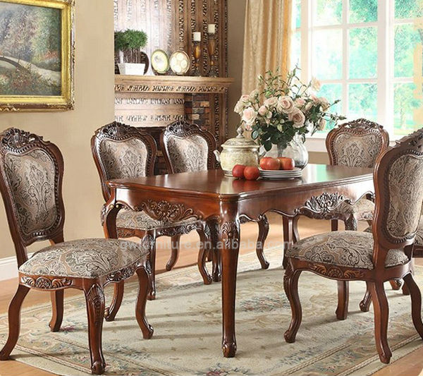 classique italienne ensembles de salle manger avec en cuir salle manger chaise a79 lots de. Black Bedroom Furniture Sets. Home Design Ideas