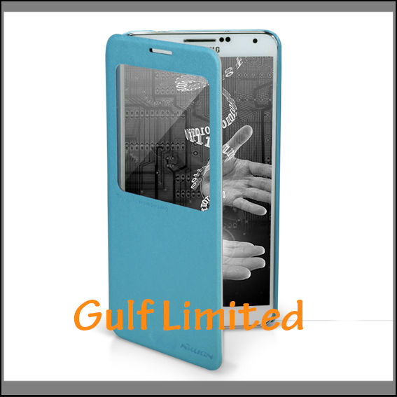 Funny case for samsung galaxy note3 S view case