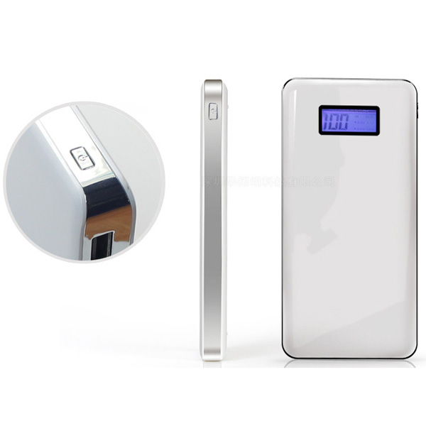 Hot-selling digital led indicator power bank for macbook pro