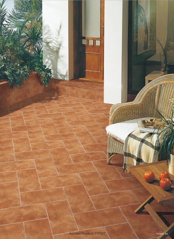 Ceramic floor tile colors