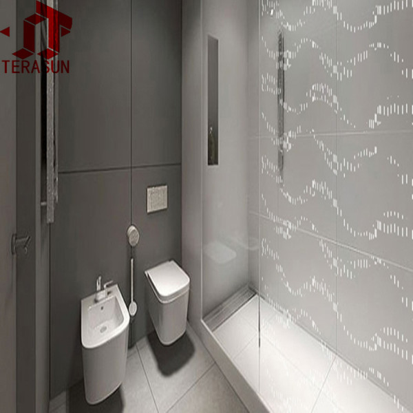CE Approval Fiber Cement Waterproof Bathroom Wall Board
