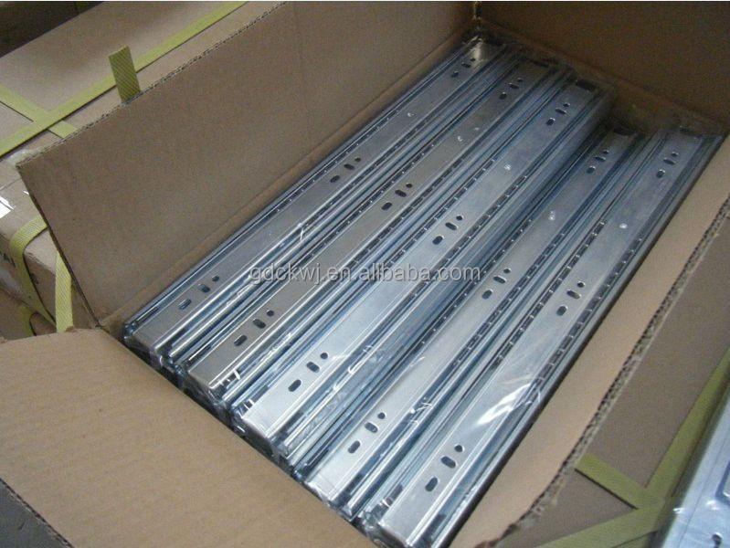 Zingu roulements extension compl te tiroirs rail pour - Rail de tiroir ...