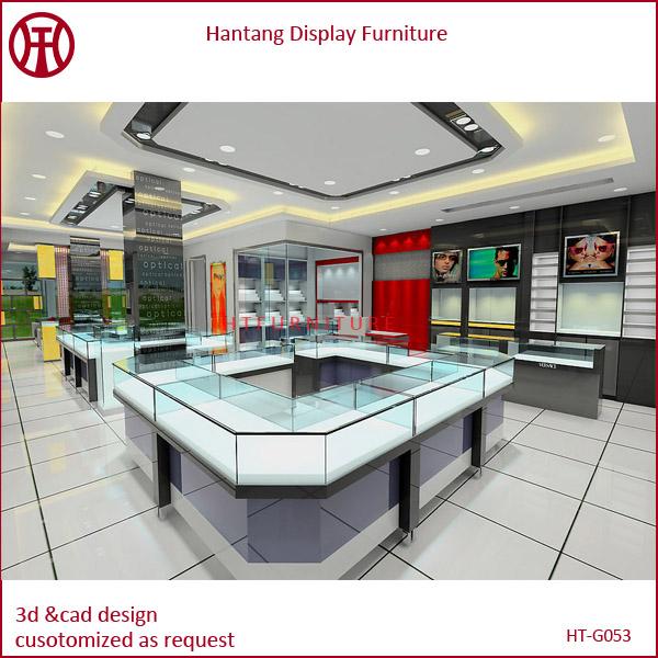 heißer verkauf Mall Optiker möbel design verkaufen-Anzeigen ...