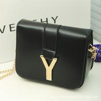 цепи креста тело мешок конфеты цветные кожаные сумки летние Саше новых женщин messenger сумки Травянный