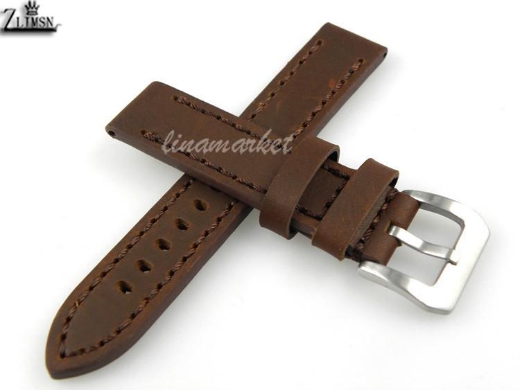 Ремешок для часов 20 PIN TG200 TG200bb  (20mm,Brown)