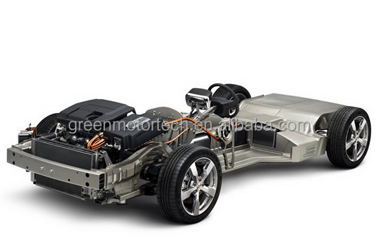 Electric Vehicle Ac Driving System Electric Golf Cart