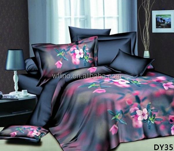 Pas cher jacquard satin couvre lit couvre lit ensemble de literie satin couvre literie id - Couvre lit satin pas cher ...