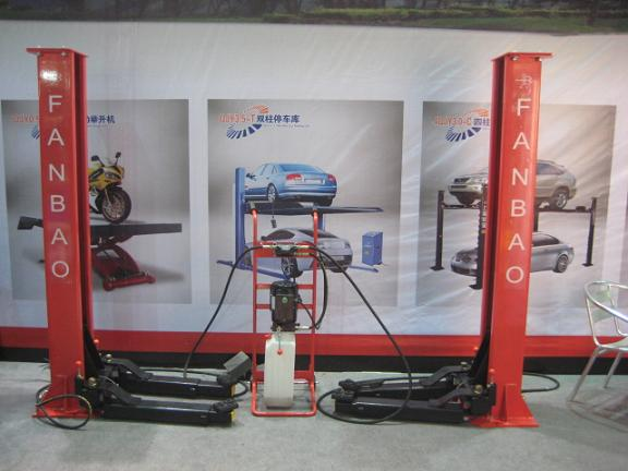 Portable Mobile Column Two Post Hydraulic Car Lift Buy