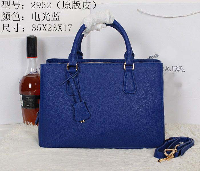 wholesale designer handbag famous brand italy style royal blue bag