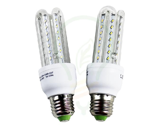2U energy saving lamp replacement 3w led cfl lights