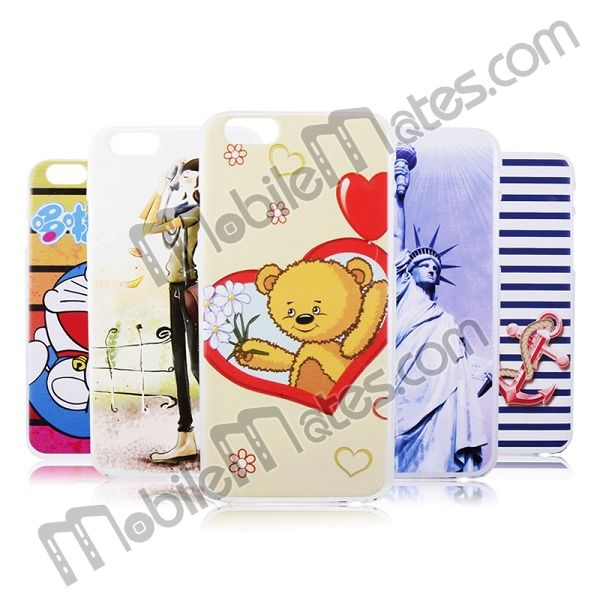 2014 Hot Selling Newest Fashion Hard PC Case For iPhone 6 Hard Case, for iphone6 Accessories