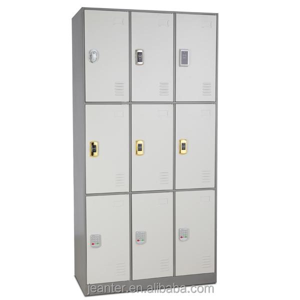 Attrayant Jeanter Metal Steel Cabinet Furniture (18) Vintage Locker