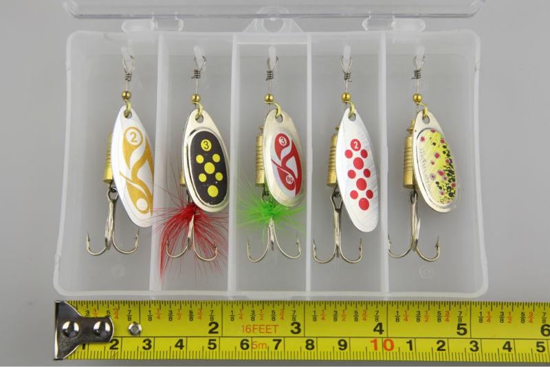 Fishing Lures Sets Set 5pcs Fishing Lure