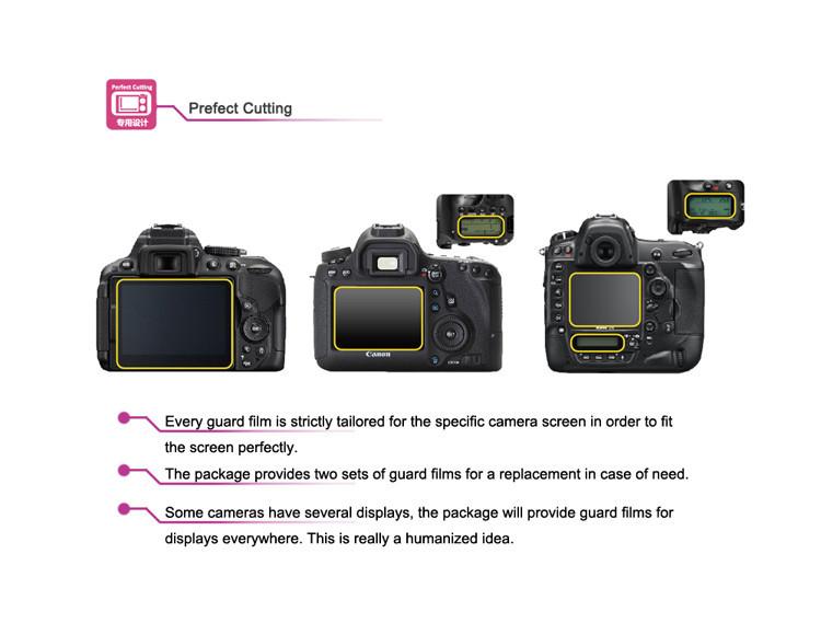 Защитная пленка для экрана JJC lcp/S9700 Nikon COOLPIX S9700 LCP-S9700