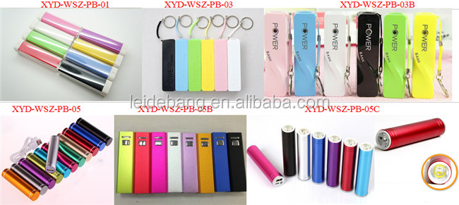 portable 2000mah power bank charger for smartphone and digital pro