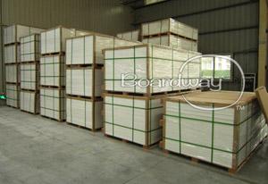 White and Hard PVC Foam Sheet