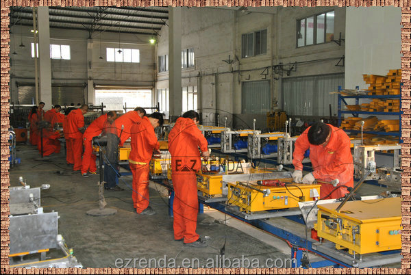 plastering machine assembly line.JPG