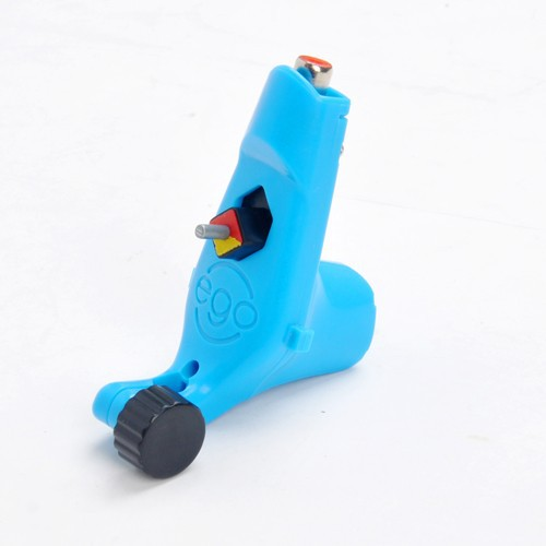 Ego-rotary-Tattoo-Motor-Machine-Gun-Liner &Shader-for-Tattoo-Kits-Supply-Free-Shipping-blue