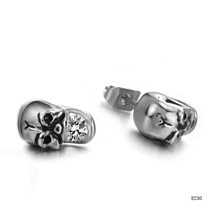 Diamond Stud Earrings For Men Fashion Jewelry Studs Earrings