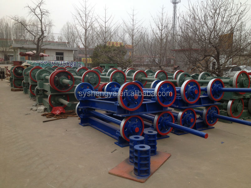 Pre-stressed concrete electric pole making machine/Conrete Electric pole machine/concrete pole making machine