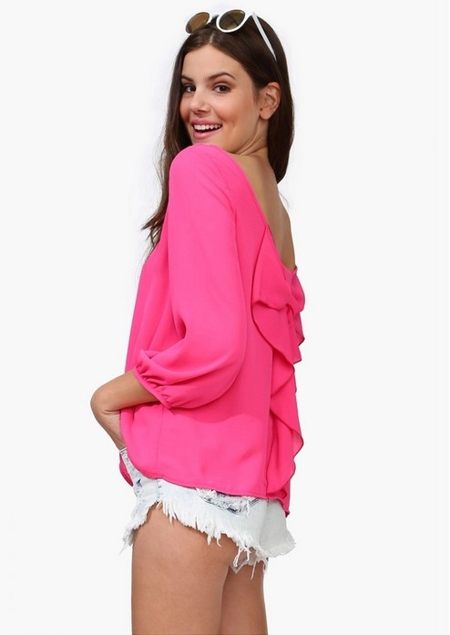 Женские блузки и Рубашки GFD s/xxl 6007