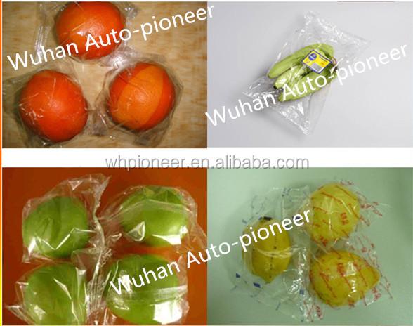 HOT XF Series fresh fruits of indian origin packing machine