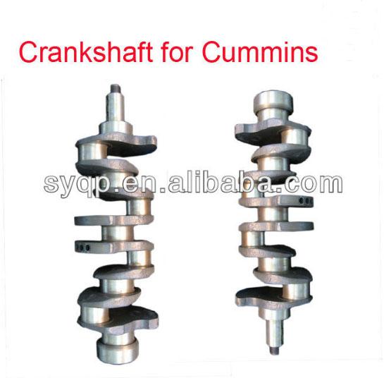 Crankshaft For 4bt 6bt 6ct 6l Nt855 Isde Engine