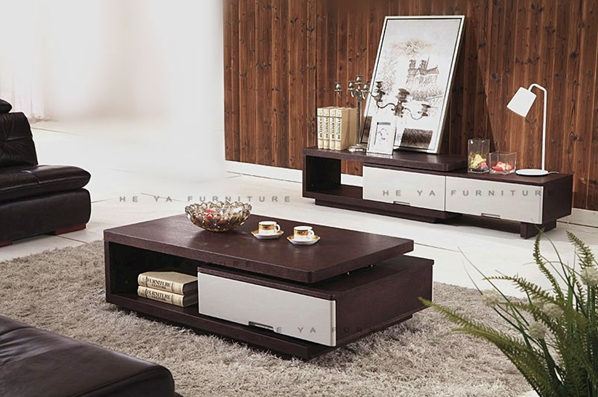 Modern New Design Used Tv Stand Rotating Tv Cabinet View