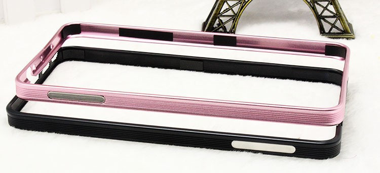 Ultra Thin Metal Aluminum Bumper For Note 3 N9000 (36)