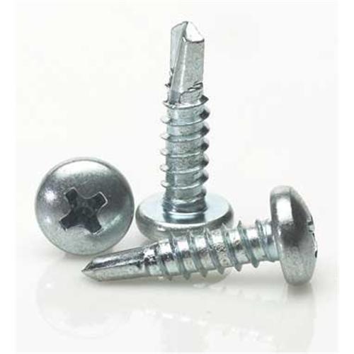 Flat Head Self Drilling Screws Screw Drilling Pan Head