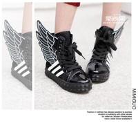 подлинный весной и летом крылья обувь с детьми кроссовки обувь дышащая обувь