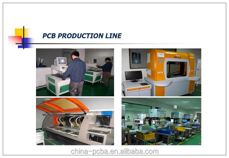 PCB Board &PCB Assembly SMT Manufacturing Electronic Contract Manufacturing