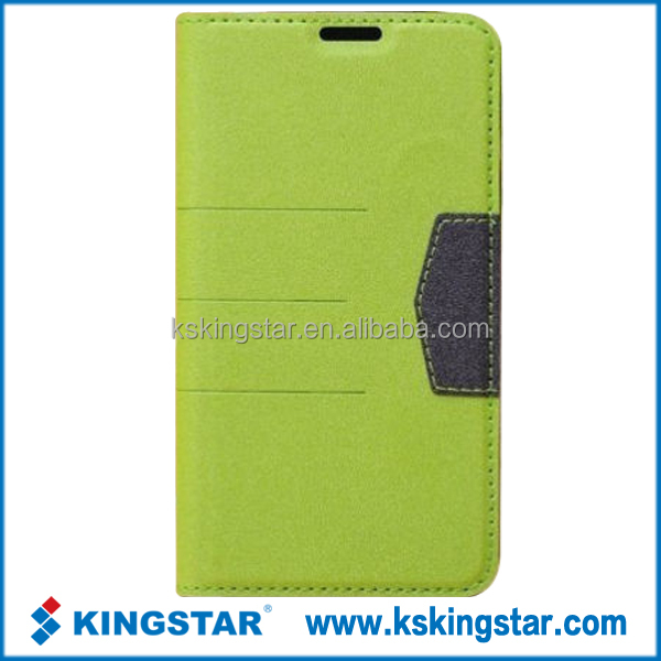 window for note2 samsung leather case