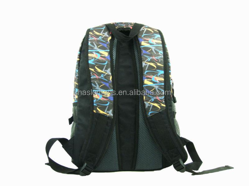 Hot vente dernières école sac à dos, Mode tendance sac à dos pour adolescent