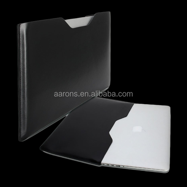 2014 Hot Case For MacBook Pro 15 Inch Leather Case