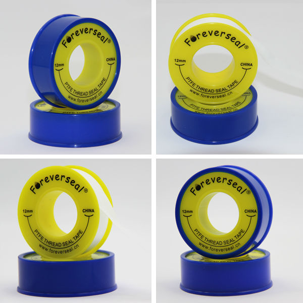 ptfeシールテープ12mm配管工ptfeスレッドシールテープ